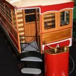 Random image: Snaefell Tram Cab